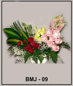 Jenis Jenis Bunga Hias yang di Jual Toko Bunga