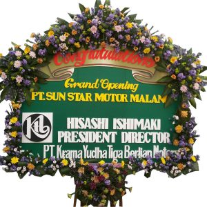 Florist Malang Jawa Timur