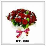Bunga Rangkaian Valentine