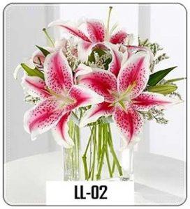 Bunga Meja lili