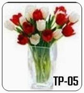 Bunga Meja Tulip