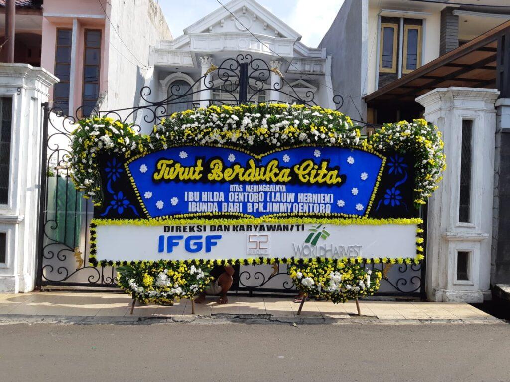 Toko Bunga Rumah Duka St Borromeus Bandung