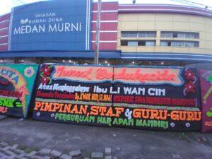 Toko Bunga Medan Sumatera Utara 24 Jam Non Stop