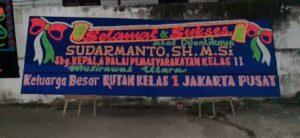 Toko Bunga Kota Palembang Sumatera Selatan